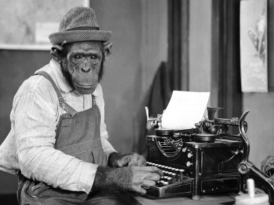 Chimp Writer
