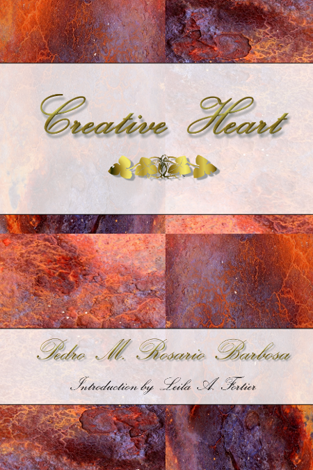 Poetry Book Cover Page : New poetry book creative heart