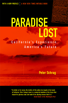 """Paradise Lost"" by Peter Shrag"