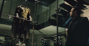 Robin's Suit in BvS